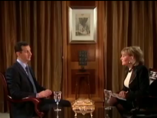 Exclusive Interview – Defiant Assad Denies Ordering Bloody Syrian Crackdown