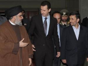 «تفاوض العرب مع اسرائيل عشرات السنين من دون تحديد جدول زمني لذلك، في حين لم ينتظروا أي حل سياسي مع سوريا».