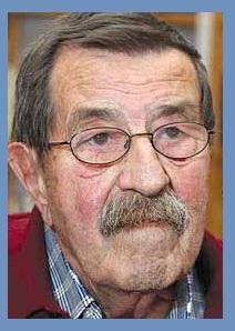 الروائي الألماني العالمي غونتر غراس يُغضِبُ إسرائيل وثوار الربيع العربي.